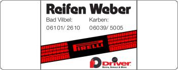Reifen Weber
